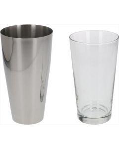 GLASS stal nierdzewna SHAKER
