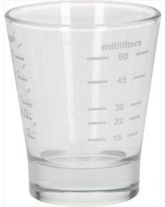 SHOT GLASS SILKSCREENED 15/60 ml