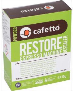 ODKAMIENIACZ CAFETTO RESTORE 4x25 g