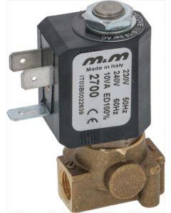 ELEKTROZAWÓR 2-DROGOWY M&M 230/240V 50Hz