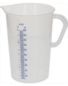 JUG WATER MEASURING ø 200 h 160 2.0 L