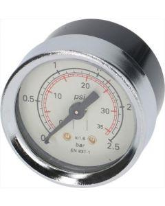 MANOMETR BOJLERA ø 40 mm 0÷2.5 bar