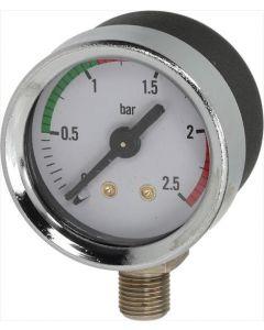 MANOMETR BOJLERA ø 41 mm 0÷2.5 bar