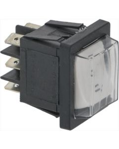 ON-OFF-ON STABLE SELECT.SWITCH 16A 250V