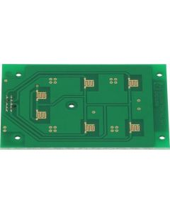 CIRCUIT BOARD 5 BUTTONS