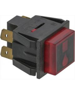 RED PRZYCISK STABILNY 16A 250V
