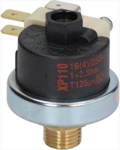 PRESOSTAT XP110 125 1-2.5 BAR 1/4