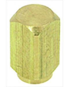 trzpień kwadrat 11.1 mm 6x6 mm M3