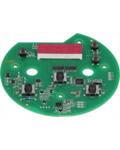 PUSH-BUTTON BOARD WITH DISPLAY