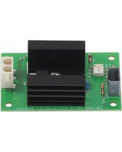 BOILER ELECTRONIC CONTROL BOARD