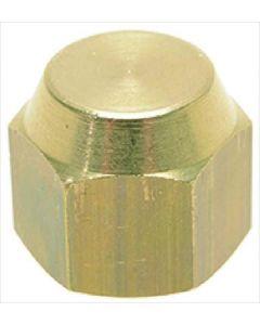 CAP ø 1/4F wysokość 16 mm NUT 17 mm