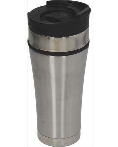 TEA TUMBLER CHROME 470 ml