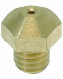 NOZZLE M5x1 otwór ø 0.8 mm