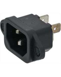 SNAP-IN PLUG 15A 250V