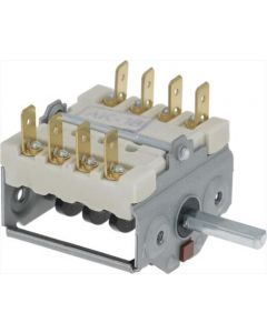 SELECTOR SWITCH 0-1 0-1 POSITIONS