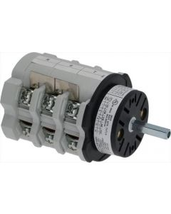 SELECTOR SWITCH 1-0-2 POSITIONS