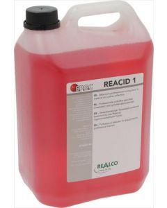 SCALE REMOVER REACID 1 REALCO 5L