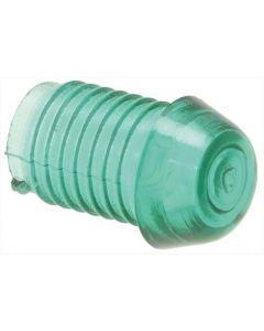 LAMP CAP TAPERED CONICAL ZIELONE SU3