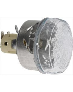 LAMP RECEPTACLE WITH LAMP E14 40W 240V