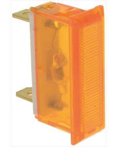 LAMPKA KONTROLKA POMARAŃCZOWA 230V