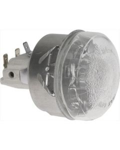 LAMP RECEPTACLE WITH LAMP E14 60W 230V