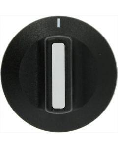 GAŁKA CZARNE ø 42 mm