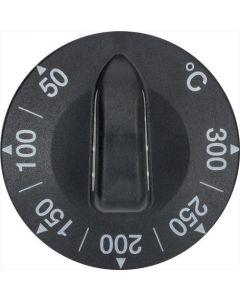 CZARNE GAŁKA ø 50 mm 50-300°C