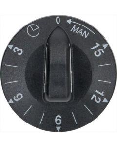 GAŁKA CZARNE ø 50 mm 3-6-9-12-15 MINUT