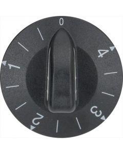 GAŁKA CZARNE ø 50 mm 0-1-2-3-4 MINUT