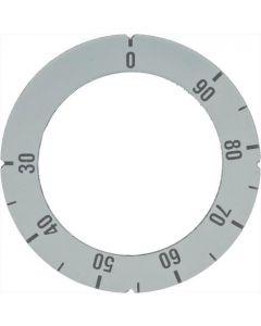 SELF-ADHESIVE DISC 30-90°C