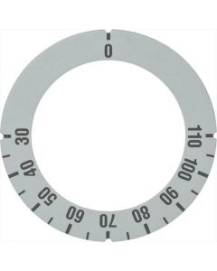 SELF-ADHESIVE DISC 30-110°C