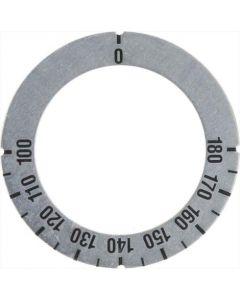 SELF-ADHESIVE DISC 100-180°C