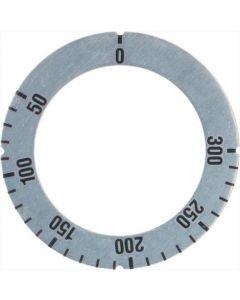 SELF-ADHESIVE DISC 50-300°C