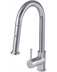 EXTRACTABLE SHOWER MIXER PEARL