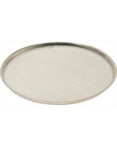 STAIN.STEEL BAKING PAN W/OTWORÓW ø 33x2 cm