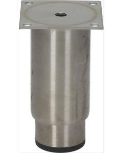 ADJUSTABLE S/ST. NÓŻKA ø 11/2 x h 115 mm