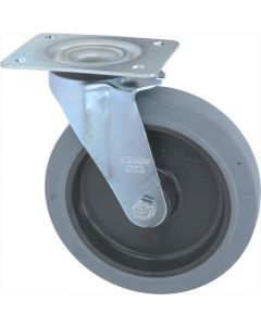 CASTOR SWIVEL WITH PLATE