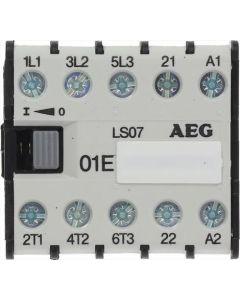 PRZEKAŻNIK AEG LS07 7A 230V 3Kw