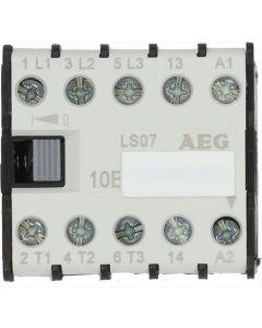 PRZEKAŻNIK AEG LS07 7A 400V 3Kw