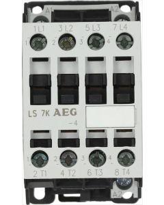PRZEKAŻNIK AEG LS7K 18A 230V 7.5Kw