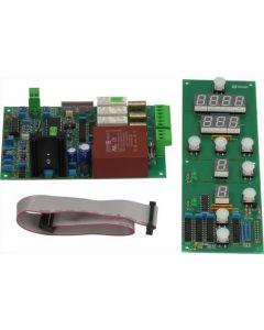 ELECTRONIC CIRCUIT BOARD 230x75 mm
