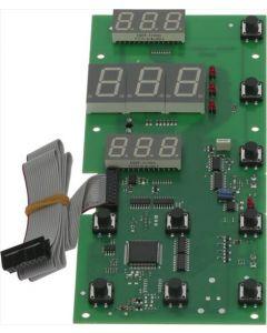 ELECTRONIC CONTROL BOARD 210x93 mm