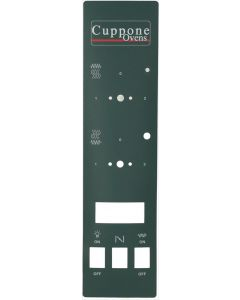 FRONT COVER ZIELONE 425X115 mm