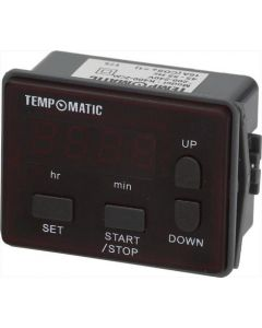 DIGITAL CLOCK WITH TIMER K400-2CM