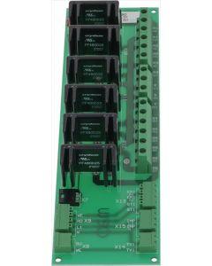 PC POWER BOARD 260x77 mm