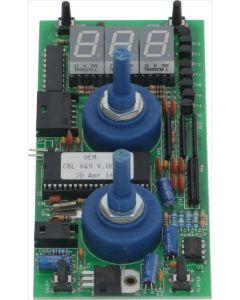 PC BOARD CONTROLS 130x60 mm