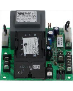 ELECTRONIC POWER BOARD 100x100 mm