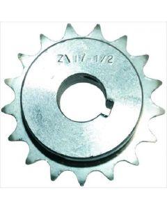 PINION 1/2X5/16 Z=17 f.20