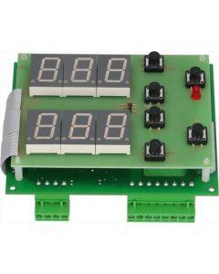CIRCUIT BOARD CONTROL 125x107 mm