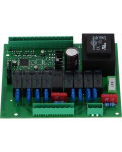 ELECTRONIC BOARD CPU  3-4 GROUPS